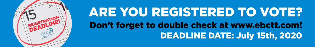 Are You Registerd To Vote
