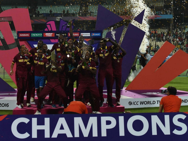 The Fiery Resurgence of West Indies Cricket Leading Image